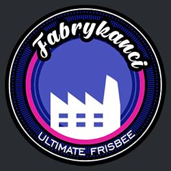 Frisbee Łódź Logo
