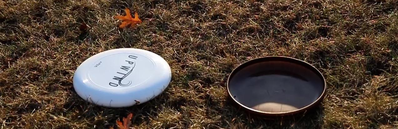 FLIP w ultimate frisbee